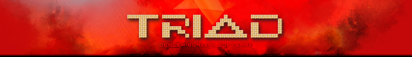 TRIAD - Dealer Quality Software