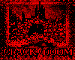 crack of doom4 Settlers of the shire, we give you The Crack of Doom!