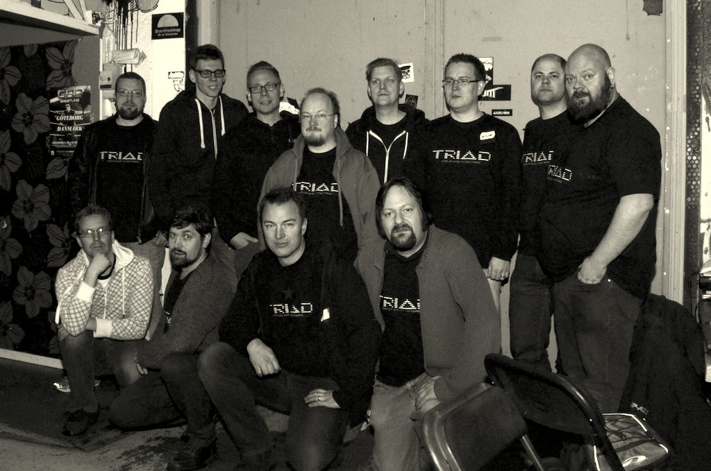 TRIAD at Datastorm 2013